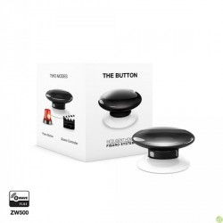 FIBARO The Button Nero FGPB-101-2