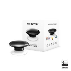 FIBARO The Button Nero FGPB-101-2