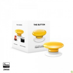 FIBARO The Button Yellow FGPB-101-4