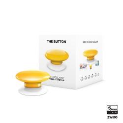 FIBARO The Button Giallo FGPB-101-4