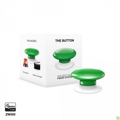 FIBARO The Button Green FGPB-101-5