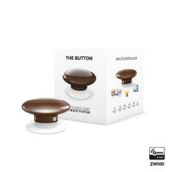 FIBARO The Button Marrone FGPB-101-7