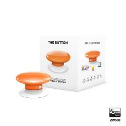 FIBARO The Button Arancione FGPB-101-8