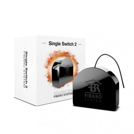 FIBARO Single Switch 2 FGS-213