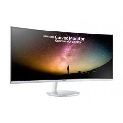 "Monitor Samsung 34"" Curved Business C34F791WQU with Viewing comfort"