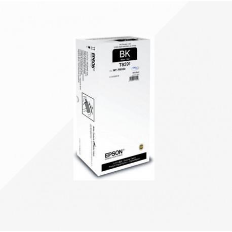Epson T8391 Cartuccia originale Inkjet C13T839140 Nero XL