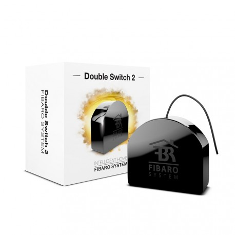FIBARO Double Switch 2x1,5kW FGS-223