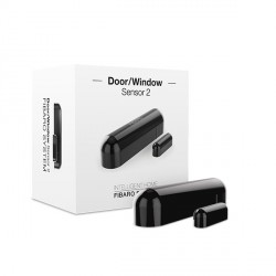 Door / Window Sensor 2 FGDW-002-03 Nero