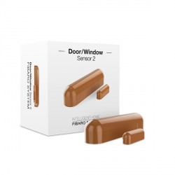 FIBARO Door / Window Sensor FGK-105 Brown