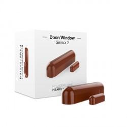 FIBARO Door / Window Sensor FGK-106 Brown