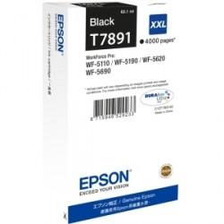 Epson C13T789140 Cartuccia inchiostro Originale - Nero - Ad inchiostro - 4000