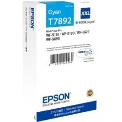 Epson C13T789240 Cartuccia inchiostro Originale - Ciano - Ad inchiostro - 4000 pagine