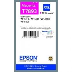 Epson C13T789340 Cartuccia inchiostro Originale - Magenta - Ad inchiostro - 4000 pagine
