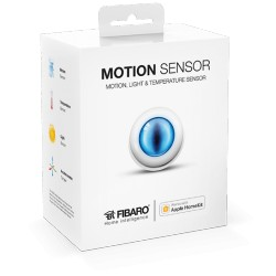 Fibaro Motion Sensor Apple HomeKit Sensore di movimento