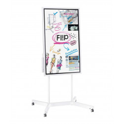 "Lavagna Multimediale Samsung Flip 55"" LH55WMHPTWC/EN_FLIP"