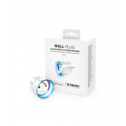 Fibaro wall plug, HomeKit- enabled Plug-in Switch & Power Metering, type E