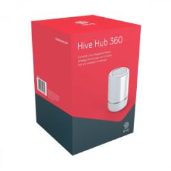 Hub 360 wifi, connette i tuoi dispositivi Hive, monitoraggio suoni, Bianco