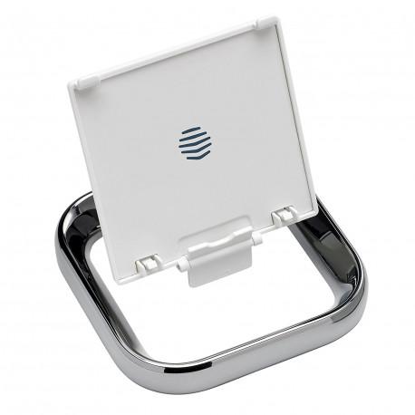 Hive Stand per termostato Hive Active Heating, zinco cromato