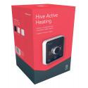 Active Heating kit Termostato caldaia ed acqua calda con INSTALLAZIONE. Nero Lucido/Bianco
