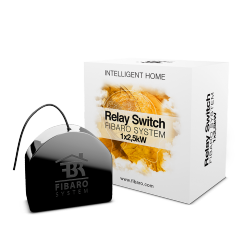 FIBARO Relay Switch 1x2,5kW FGS-212