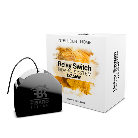 Relay Switch 1x2,5kW FGS-212