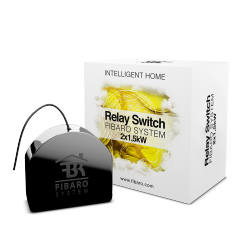 FIBARO Relay Switch 2x1,5kW FGS-222 Z-Wave