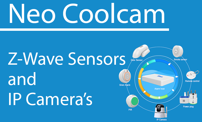 Neo Coolcam Z-Wave Sensors