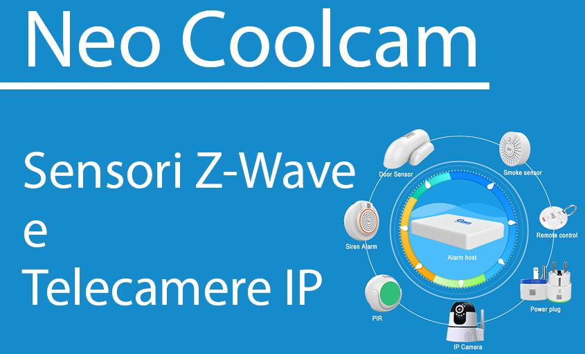 Sensori Z-Wave Neo Coolcam